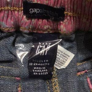 GAP Bottoms - Gap Kids Jean skirt size 18-24 months